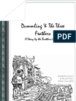 Dummling and the Three Feathers