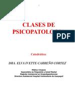 CLASES DE PSICOPATOLOGIA CARREÑO-1