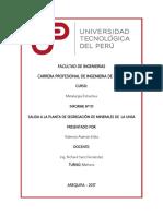 PLANTA DE SEGREGACIÓN DE MINERALES DE LA UNSA.docx