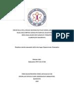 Konsep Dan Aplikasi Kesehatan Kerja Bidang Keperawatan (Tugas Komunitas Kel.20)