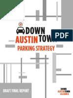 Austin Parking Strategy Final Plan