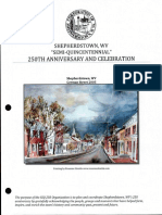 250th Anniversary and Celebration