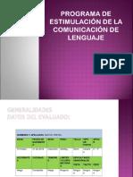 PROGRAMA DE ESTIMULACIÓN DE LENGUAJE.ppt
