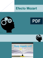 Efecto Mozart- Neuromito