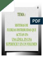 Sistema - Fuerza Distribuida