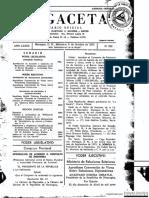 Aprobación de NICARAGUA SOBRE La Convencion de Viena Sobre Relaciones Diplomaticas