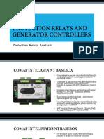 ComAp Protection Relay | Solar Relay