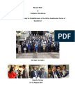 Validation Workshop Report