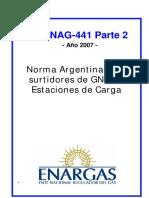 Normativa Estaciones GNC
