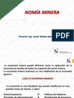 Economia Minera Clase II