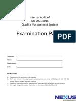 ISO 9001-2015 IA Exam.doc