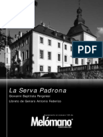 120. G. B. Pergolesi - La Serva Padrona