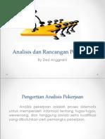 Analisis dan Rancangan Pekerjaan 2.ppt