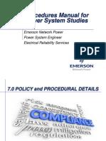 PSE Engineer Manuals
