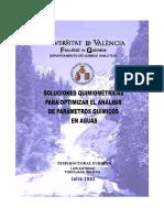 Quimiometria y Medio Ambiente
