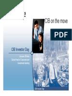BNP Paribas CIB Investor Day