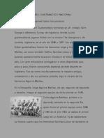 Historia Del Futbol Guatemalteco Nacional