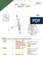 DEUTZ BF4M1012C Catalogo Reptos. Lainas de Comienzo de Inyeccion 2006