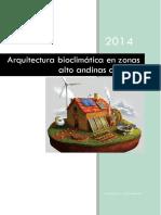 229101106 Arquitectura Bioclimatica en Zonas Alto Andinas de Puno PDF