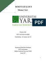 Preskas Mioma Uteri - ELVA Fix
