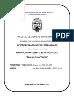 UAP Informe de Practicas