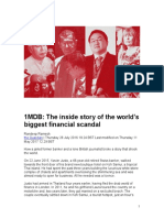 THE LONG READ - HOW THE 1MDB SCANDAL STORY WAS BROKEN - GUARDIAN UK