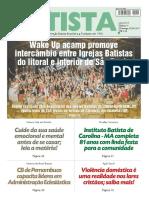 O Jornal Batista Nº 14 - 02.04.2017