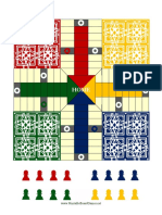 Pachisi Board (1)