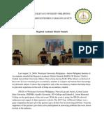 JPlA Narrative Report
