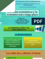 g06 Los Ciclos Economicos y La Economia a Largo Plazo 1