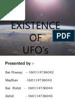 Final Ufo Ppt