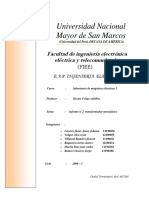 Informe 2 Maquinas 1