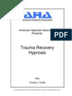 Trauma Recovery Hypnosis