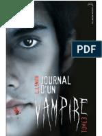 Journal d Un Vampire Tome 3 - Le Retour