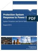 System Protection and Control Subcommittee SPCS 20-SPCS Power Swing Report_Final_20131015