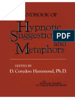 Handbook of Hypnotic Suggestions and Metaphors - Unknown