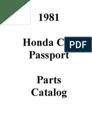 GBO - C70 | Piston |  Honda C Pport Ignition Wiring Diagram on
