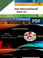Sistema Internacional en El Siglo Xx - Final