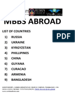MBBS Abroad We4students