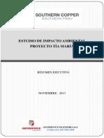 Resumen Ejecutivo Foleado SPCC