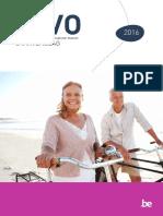 Jaarverslag 2016 van de Federale Adviesraad voor ouderen (FAVO)