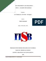 Modul 5 - Analisis Metalografi
