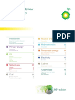 Bp Statistical Review of World Energy 2017 Full Report