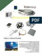 Tema 3 Celdas Solares