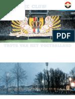 Sponsorbrochure 2017 - 2018 | Willem II Tilburg