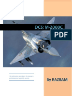 DCS M-2000C Flight Manual English