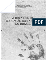 A Historia dos negros na educao no Brasil .pdf