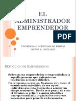 ADMINISTRADOR-EMPRENDEDOR
