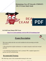 Download Cisco 300-135 Exam Dumps - Valid 300-135 Dumps PDF RealExamDumps