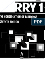 Construction of Buildings Volume 1